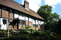 3 bed Cottage in Limpsfield, Surrey