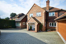 Detached home in Oxted, Surrey.