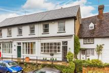 Terraced property to rent in Old Oxted