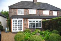 3 bedroom semi detached property to rent in Chalkpit Lane, Oxted