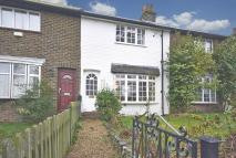 Terraced house in Mill Lane, Oxted