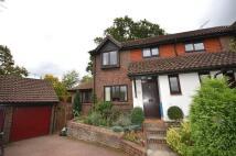 semi detached house in Limpsfield, Surrey