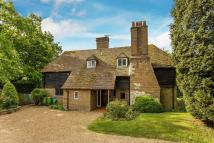 Detached house for sale in Church Lane, Godstone
