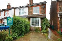 semi detached property to rent in Emlyn Road, Redhill