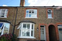 4 bed End of Terrace house in Albion Road, Reigate