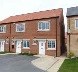 2 bed End of Terrace property for sale in 19 Germain Close, SELBY...
