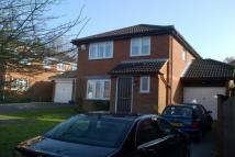 Detached property in Kingfisher Close...