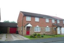 3 bedroom semi detached house to rent in Lowther Way...