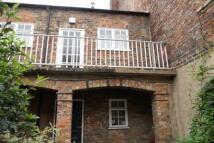 Flat to rent in George Street, York, YO1