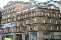 Flat to rent in Buchanan Street...