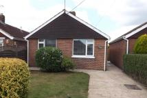 Oakfield Road house to rent