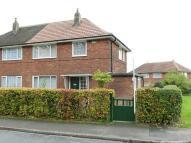 Foxcroft Road semi detached property to rent