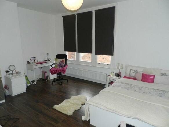 Bedroom - Flat 4