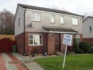 semi detached property in 39  Broomhill Crescent...