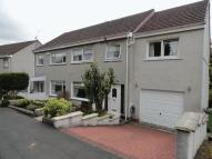 Semi-detached Villa for sale in Macphie Road, Dumbarton