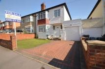 3 bedroom semi detached property for sale in Carolina Road...