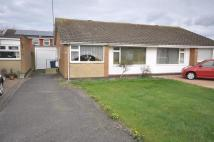 Semi-Detached Bungalow in Marshall Road...