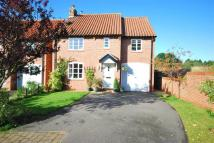 Detached house in Main Street, Woodborough