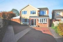 Detached home for sale in Dark Lane, Whatton