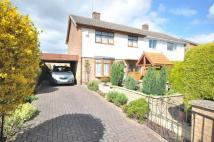 Cartbridge semi detached house for sale