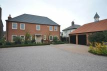 4 bed Detached property for sale in Farbrooke Gardens...