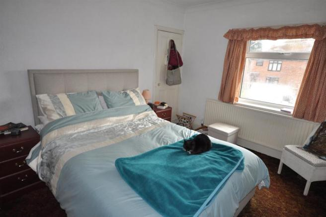 BEDROOM ONE FURTHER