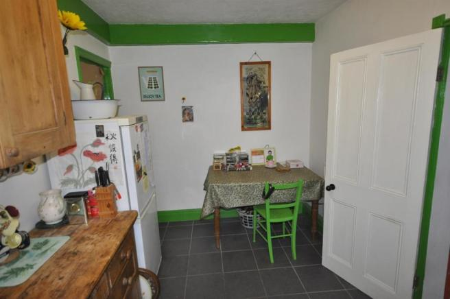 Further View of Kitchen