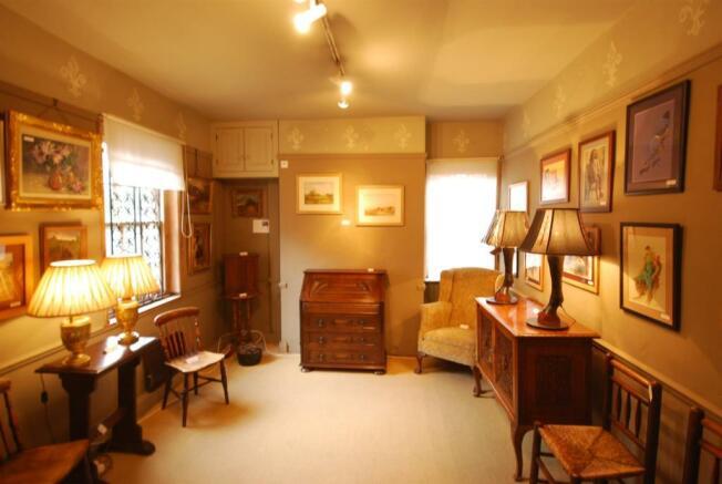 Rear Showroom
