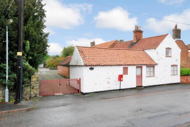 Property Attached To Derelict House
