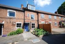 2 bedroom Terraced house in PARK TERRACE, Southwell...