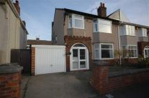 3 bed semi detached house in Barmouth Road, Wallasey...