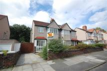 semi detached property in Gloucester Road...