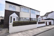 semi detached house in Grosvenor Street...