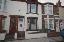 3 bed Terraced home to rent in Wallasey