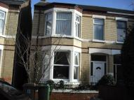 Flat to rent in Keswick Road, Wallasey...
