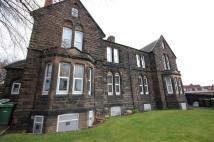 Studio flat in Rake Lane, Wallasey...
