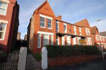 Flat to rent in Radnor Drive, Wallasey...