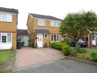 Link Detached House for sale in Jasmine Walk, Evesham...