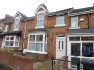Terraced house in North Road, Evesham...