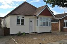 3 bedroom Detached Bungalow to rent in North Crescent...