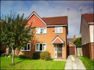 semi detached house in Melkridge Close, HOOLE...