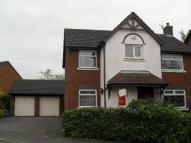 4 bed Detached home to rent in Elm Drive, Holmes Chapel
