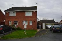 2 bed End of Terrace house in  Holbury Close, Crewe...