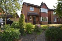 Detached house in Elm Drive, Holmes Chapel...