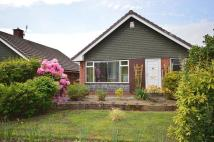 2 bed Detached Bungalow in Russell Avenue, Alsager