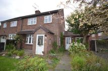 semi detached home in Third Avenue, Sandbach
