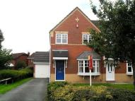 semi detached house in Masefield Way...