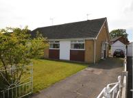Semi-Detached Bungalow for sale in Arrowsmith Drive, Alsager