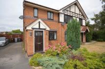 semi detached property in Osborne Close...