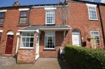 Park Lane Terraced property to rent